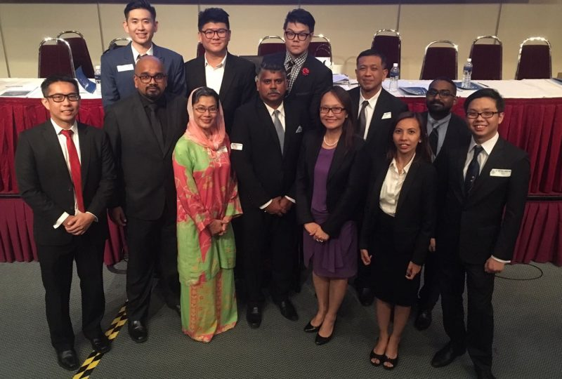 Kuala Lumpur Bar Committee 2017/18 and Subscription for the year 2017