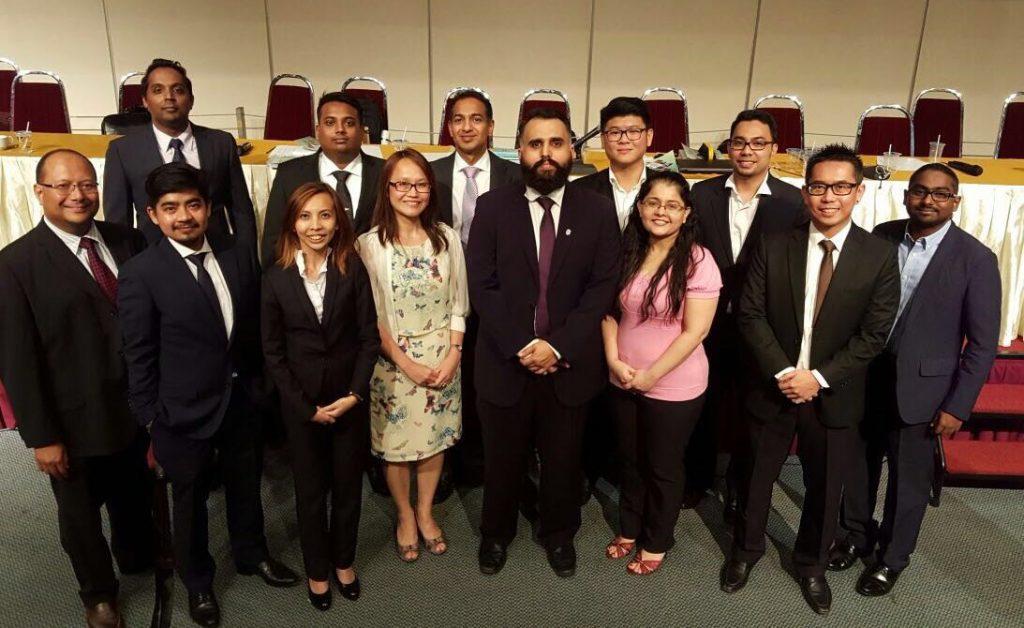 Kuala Lumpur Bar Committee 2016/17
