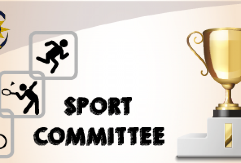 Invitation to join the Sports Committee