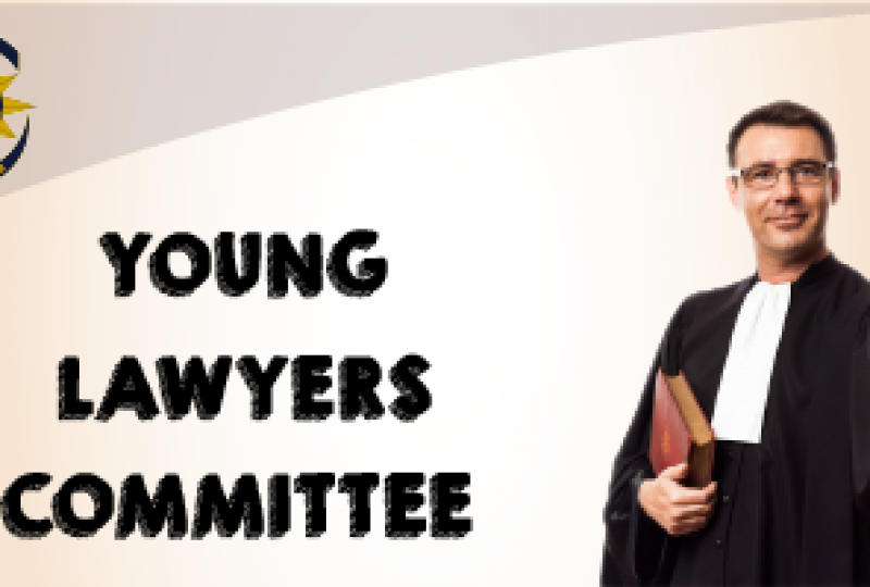 Invitation to join the Young Lawyers Committee