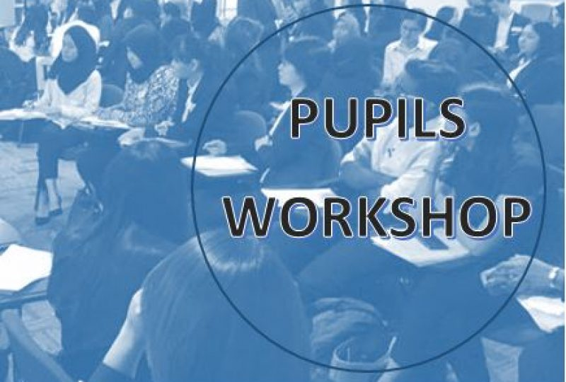 POSTPONEMENT AND CHANGE OF VENUE | CORPORATE WORKSHOP FOR PUPILS