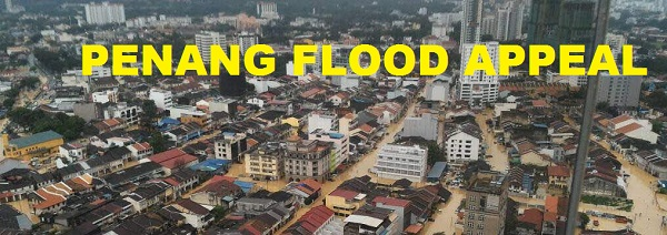 Storm At Penang Island: Appeal For Donations And Essential Supplies For Penang
