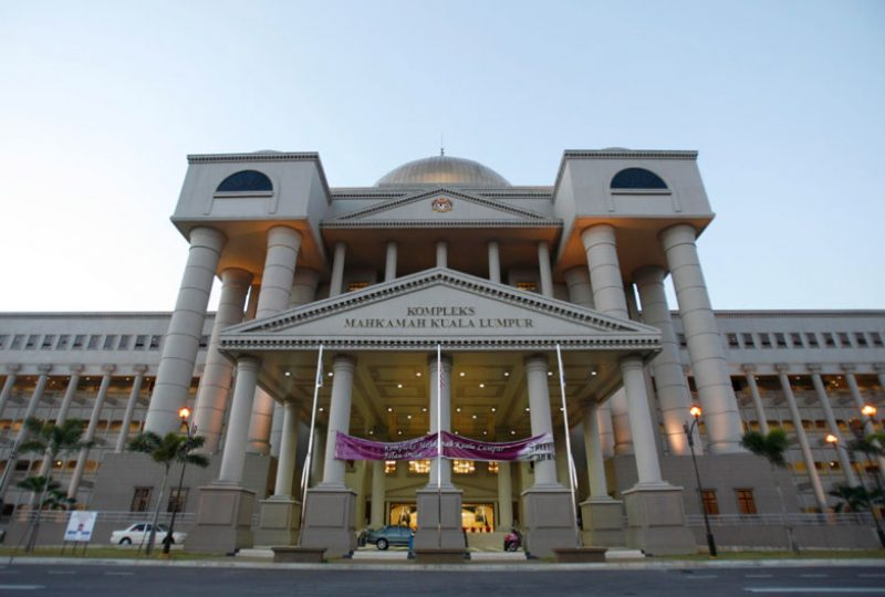 Relocation Of Courts At The Kuala Lumpur Court Complex