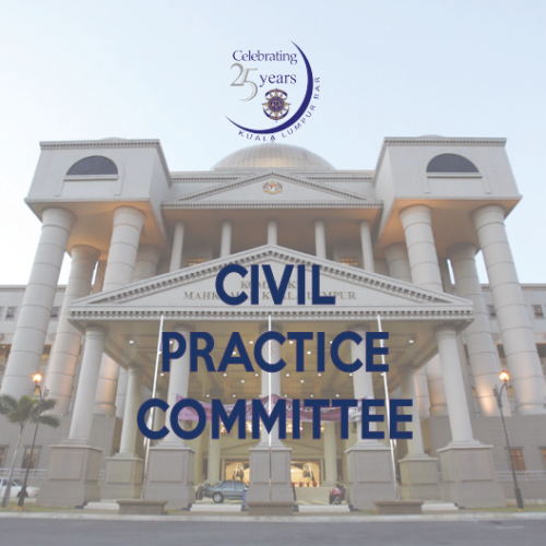 Invitation to join the Civil Practice and Court Liaison Committee and Notice of First Meeting on 19 April 2018