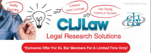 Special Package from CLJ| Exclusive Offer For KL Bar Members