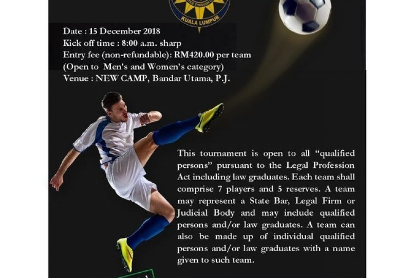 20th Thayalan Memorial Cup 7-A-Side Football Tournament