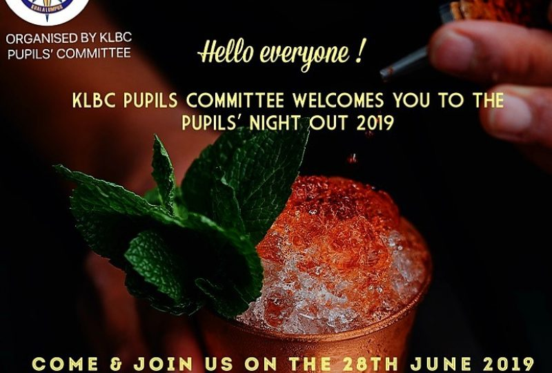 Pupils' Night Out 2019