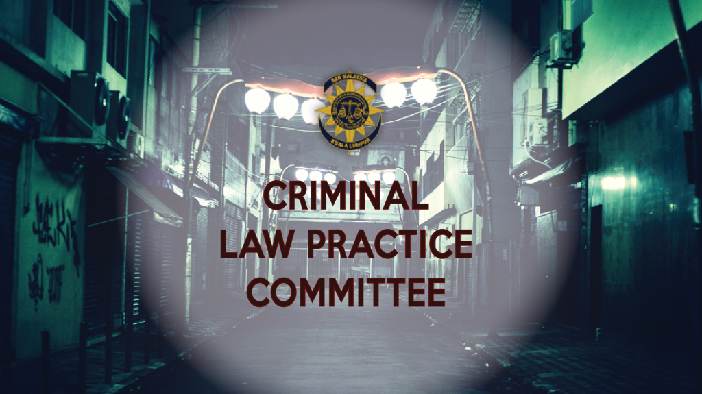 Request For Feedback Pertaining To Criminal Law Practice In Kuala Lumpur