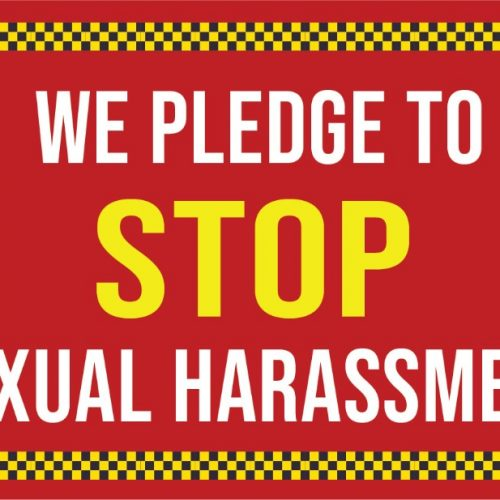 Sexual Harassment Awareness Campaign | Thank You For Your Support