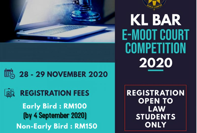 KL Bar E-Moot Court Competition 2020