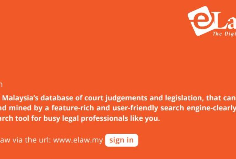 Bar Room Now Offers Access To eLaw Legal Research Databases